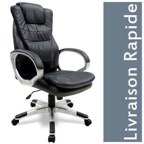 fauteuil de bureau confortable pour le dos le monde de l a. Black Bedroom Furniture Sets. Home Design Ideas