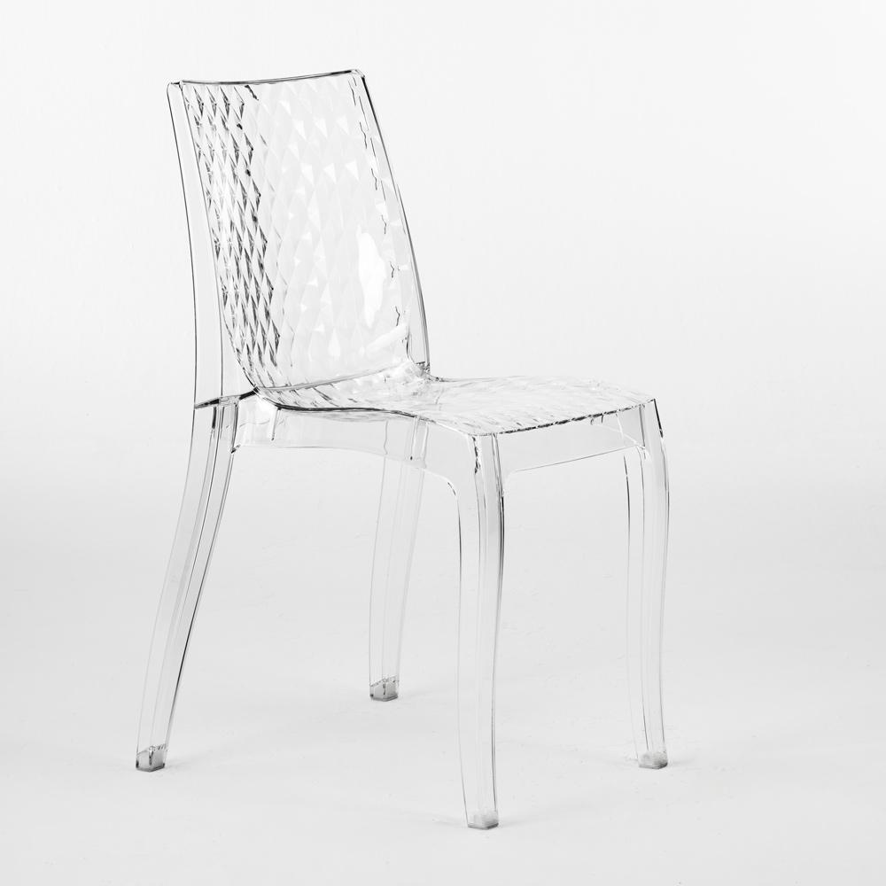 Chaise scandinave transparente le monde de l a for Chaise scandinave transparente