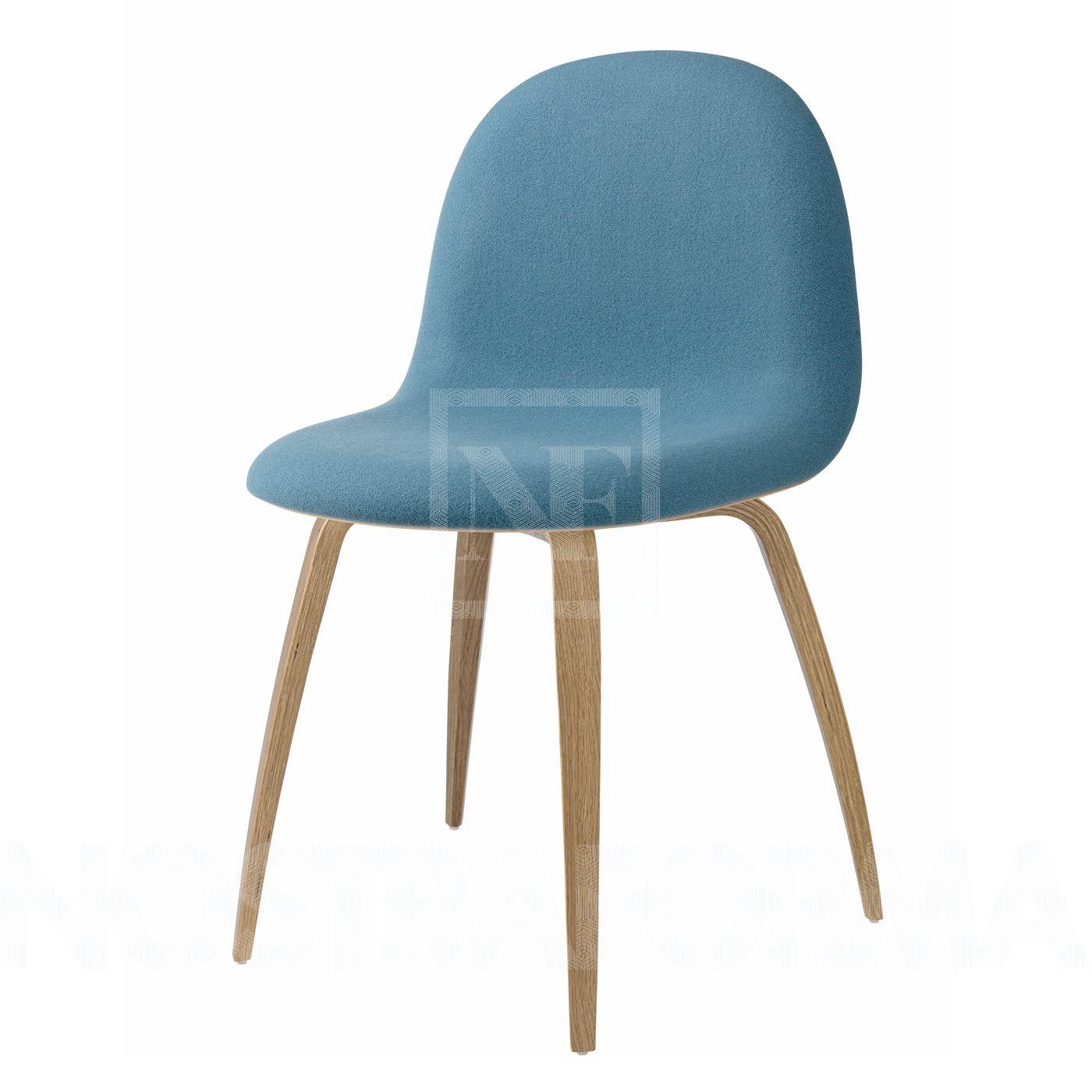 chaise rembourr e design le monde de l a. Black Bedroom Furniture Sets. Home Design Ideas