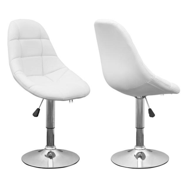Chaise tournante design le monde de l a - Chaise de cuisine pivotante ...