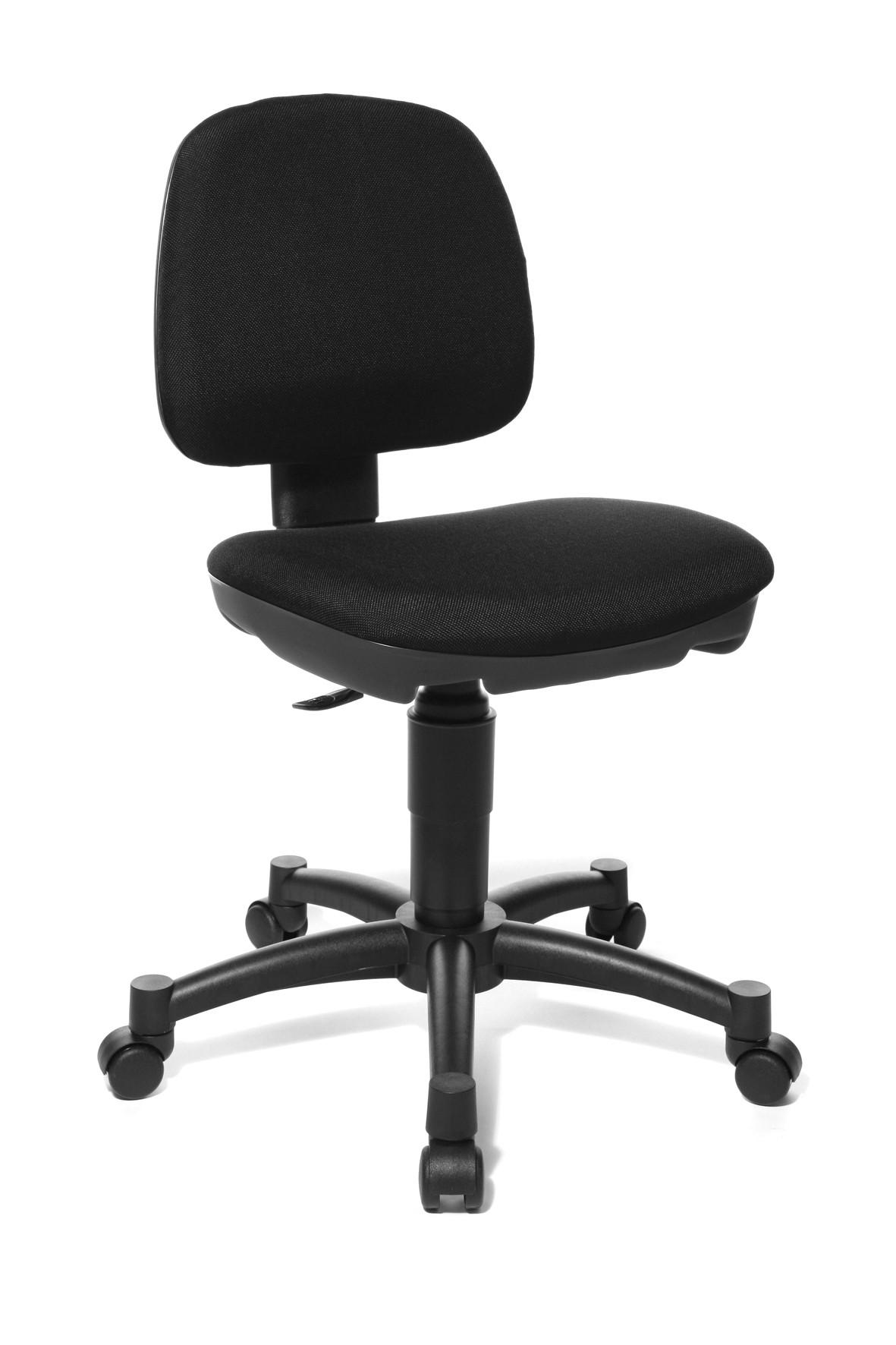 chaise roulante pour bureau le monde de l a. Black Bedroom Furniture Sets. Home Design Ideas