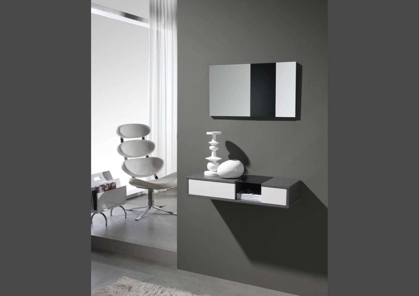 meuble entr e contemporain le monde de l a. Black Bedroom Furniture Sets. Home Design Ideas
