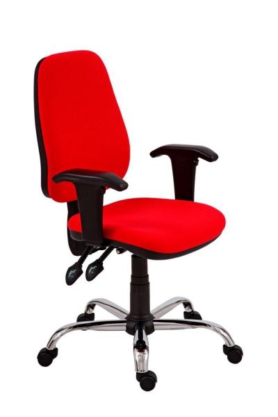 Chaise de bureau discount le monde de l a for Le monde de la chaise