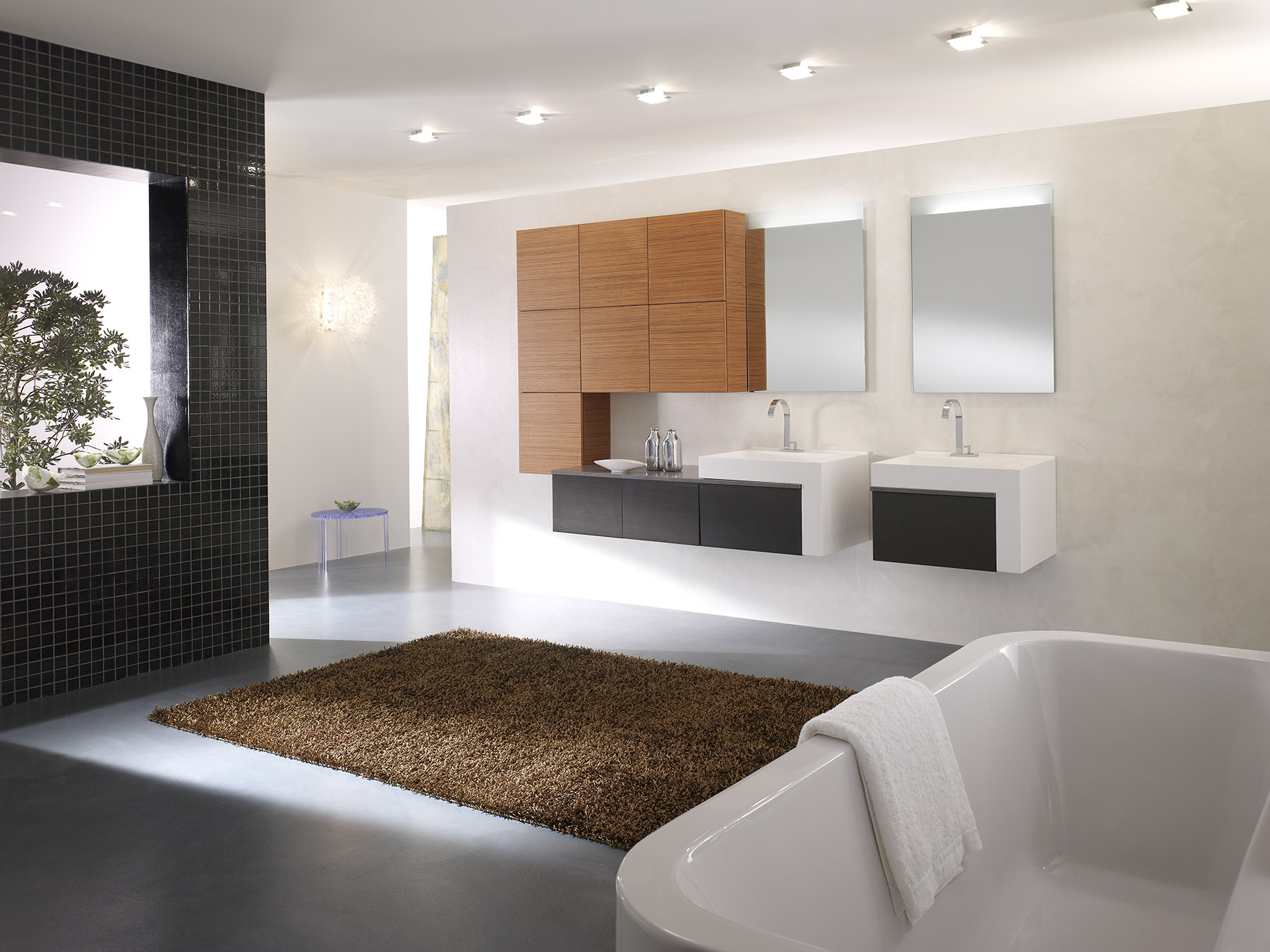 mobilier tendance contemporaine le monde de l a. Black Bedroom Furniture Sets. Home Design Ideas