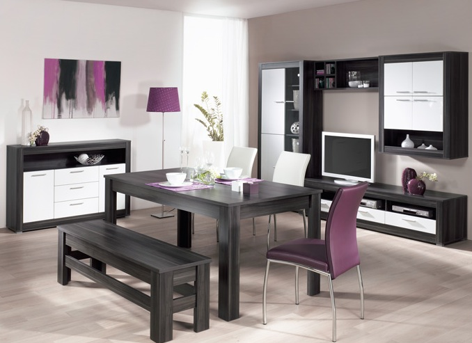 magasin de salle a manger le monde de l a. Black Bedroom Furniture Sets. Home Design Ideas