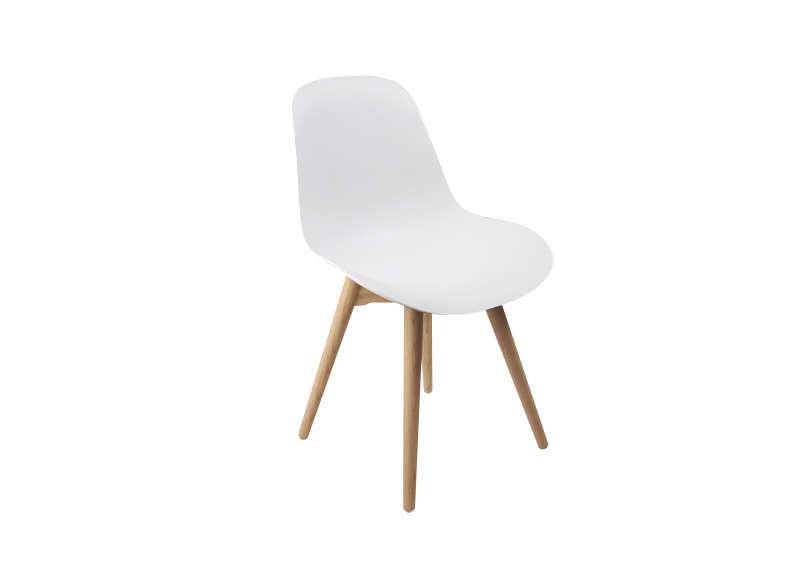 Chaise scandinave le monde de l a for Tendance chaise 2017