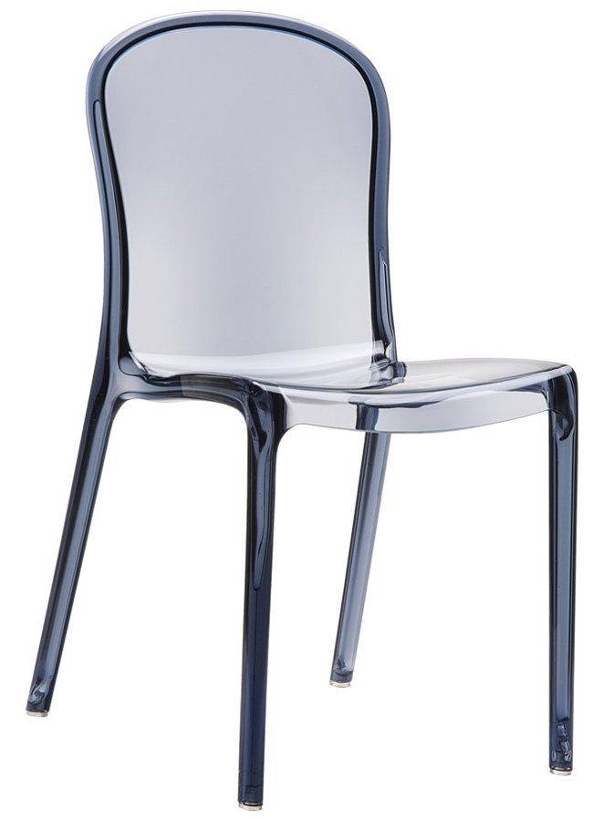 chaise grise moderne le monde de l a. Black Bedroom Furniture Sets. Home Design Ideas