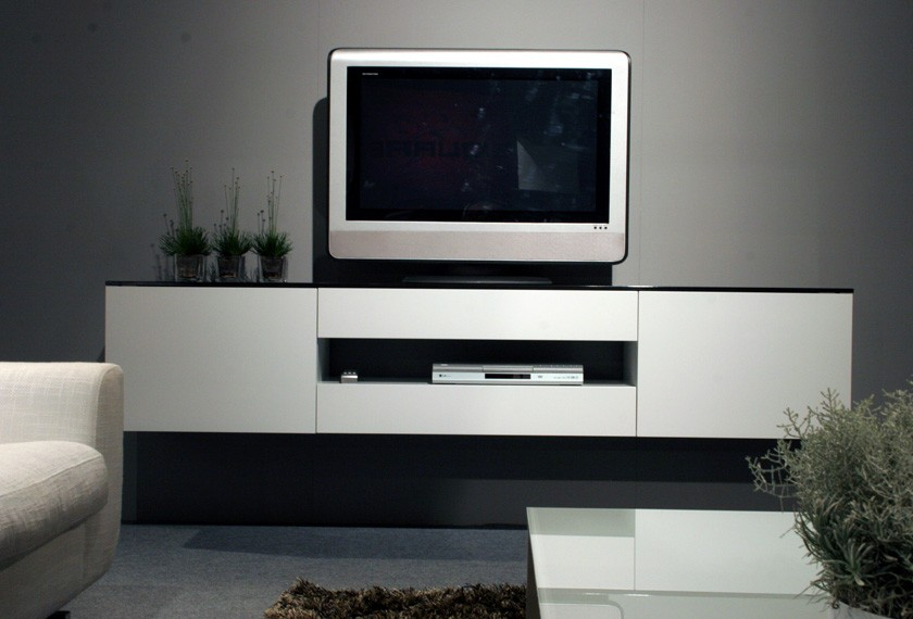 Magasin meuble tv sammlung von design for Meuble tv 1m