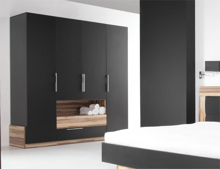 lit armoire pas cher armoire lit escamotable stone 1 place 90x200 chene achat vente lit. Black Bedroom Furniture Sets. Home Design Ideas
