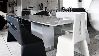meuble design contemporain le monde de l a. Black Bedroom Furniture Sets. Home Design Ideas