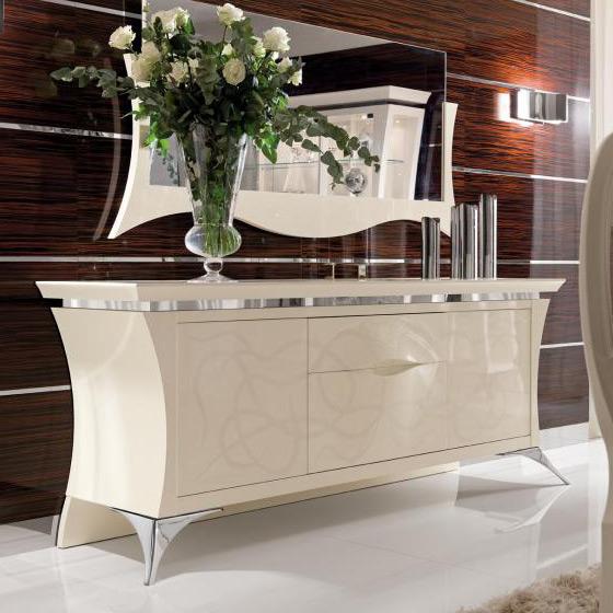 Meuble contemporain de luxe le monde de l a for Meuble design de luxe