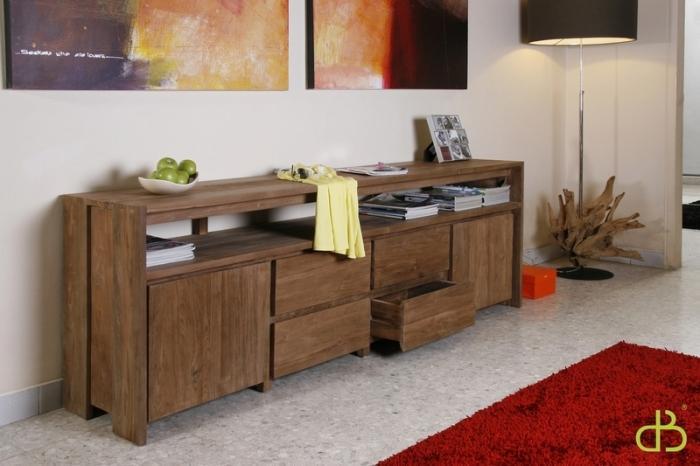 meuble buffet le monde de l a. Black Bedroom Furniture Sets. Home Design Ideas