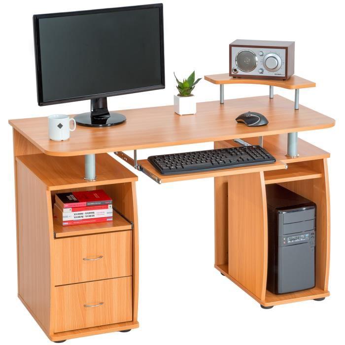 Meuble bureau le monde de l a for Super u meuble bureau