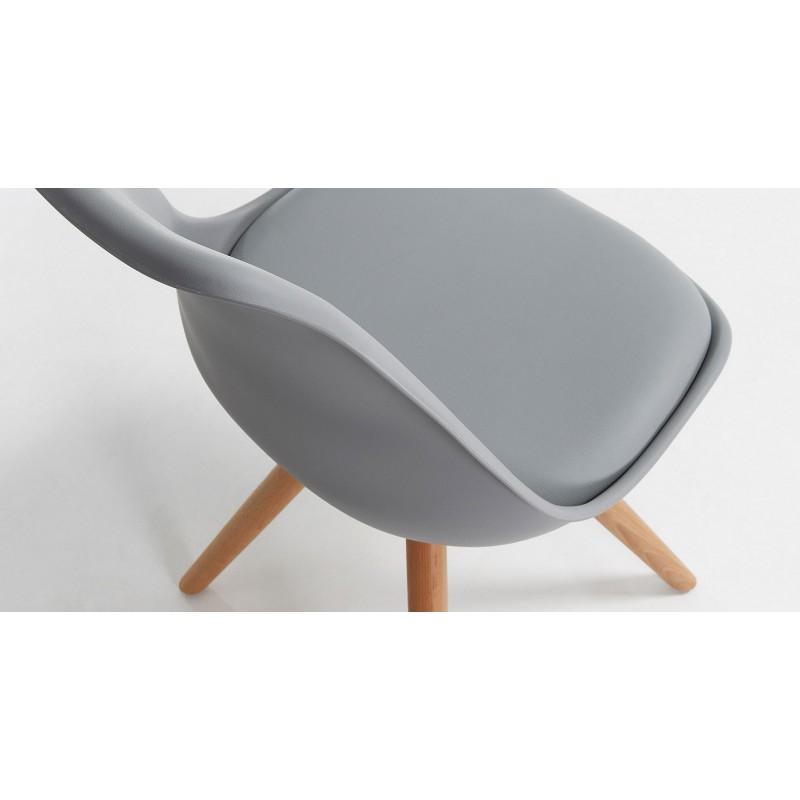chaise design scandinave le monde de l a. Black Bedroom Furniture Sets. Home Design Ideas