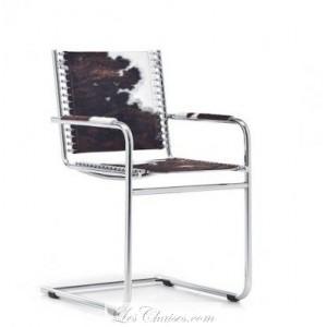 chaise bureau cuir le monde de l a. Black Bedroom Furniture Sets. Home Design Ideas