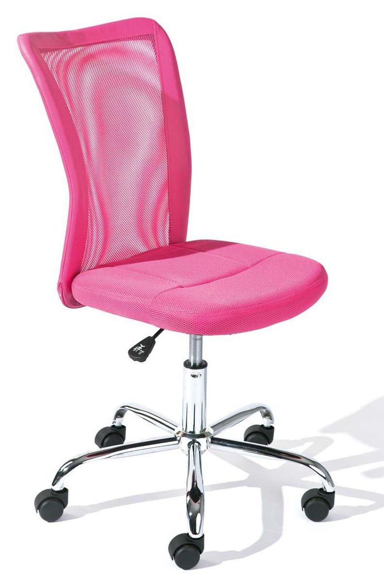 fauteuil bureau rose le monde de l a. Black Bedroom Furniture Sets. Home Design Ideas