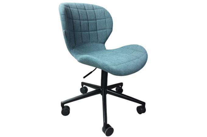 fauteuil bureau bleu le monde de l a. Black Bedroom Furniture Sets. Home Design Ideas