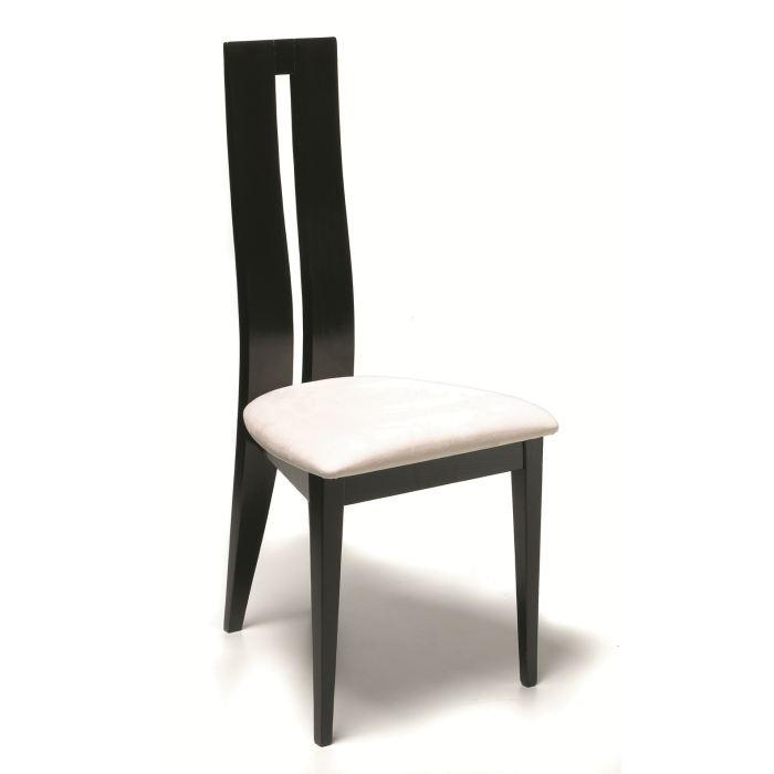 Chaises salle manger couleur le monde de l a for Chaise de salle a manger de couleur
