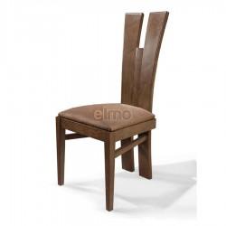 Chaises salle manger en bois le monde de l a for Tendance chaise 2017