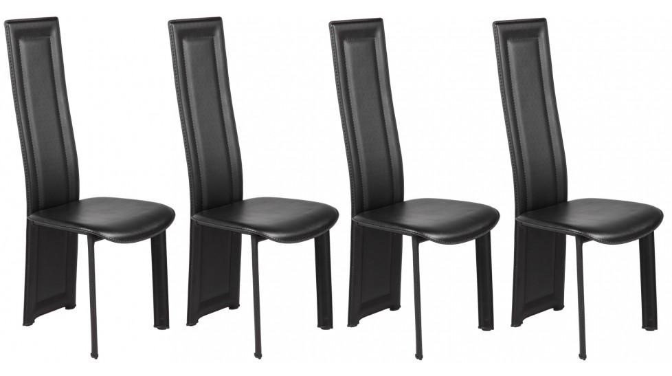Chaises en promotion le monde de l a for Chaise de salle a manger pas cher en belgique