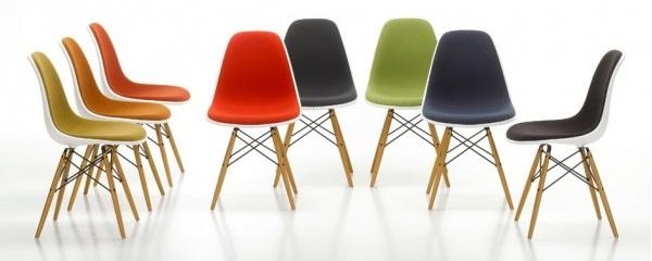 Chaises De Couleur Design
