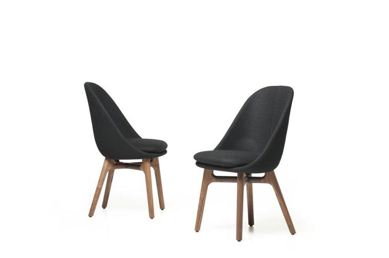 chaise confortable salle à manger - le monde de léa - Chaise Salle A Manger Confortable