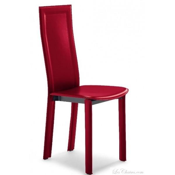 Chaise salle a manger moderne le monde de l a for Chaise de salle a manger de luxe