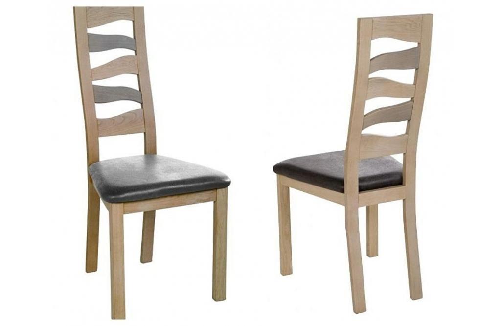 Chaise en bois salle a manger le monde de l a for Chaise bois salle a manger