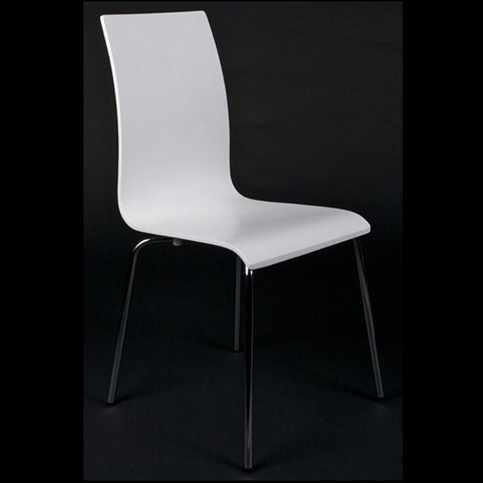 Chaise grise et blanche le monde de l a - Chaise blanche et grise ...