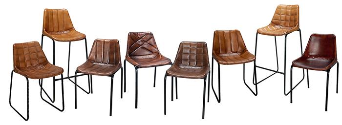 Voici Une Selection De Chaise Tendance Ici Design Industriel