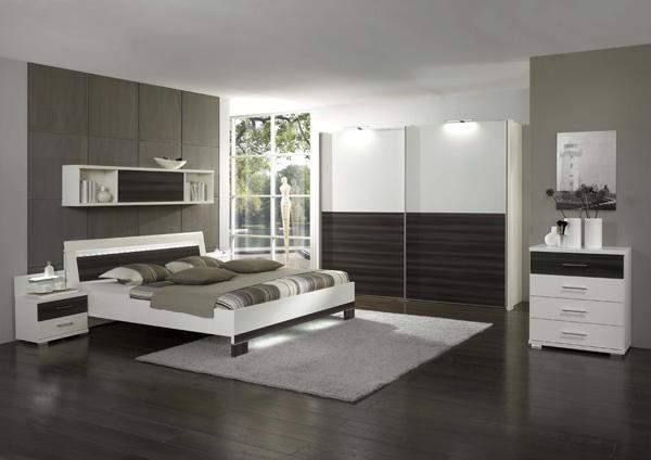 mobilier de chambre contemporain le monde de l a. Black Bedroom Furniture Sets. Home Design Ideas