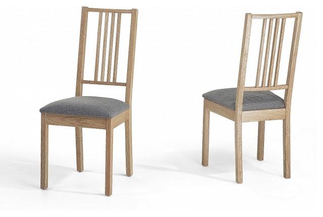 Chaise pour salle a manger en bois le monde de l a for Chaise de salle a manger originale