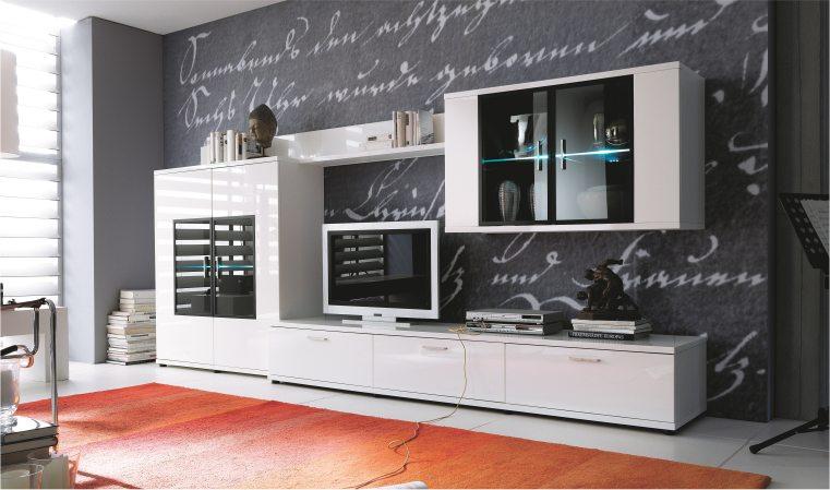 Meuble moderne pas cher le monde de l a - Ensemble meuble salon pas cher ...
