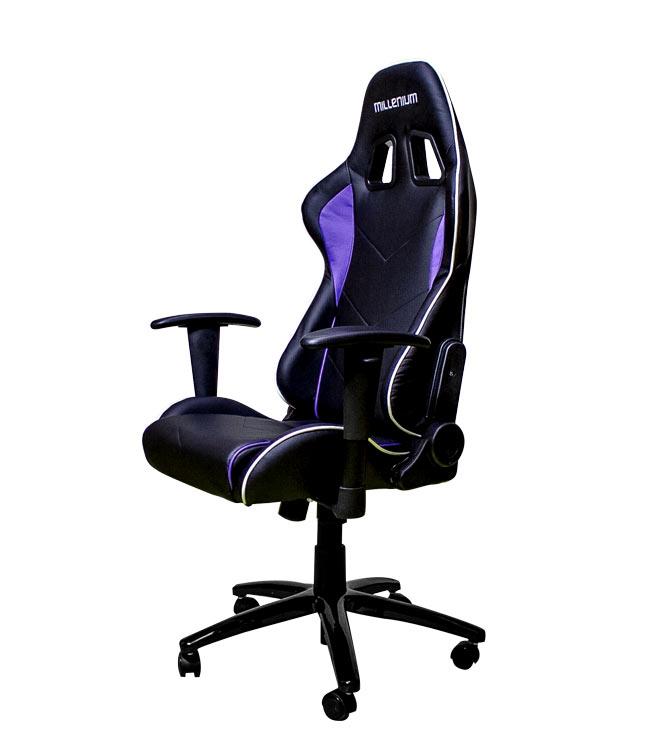 chaise gamer fnatic le monde de l a. Black Bedroom Furniture Sets. Home Design Ideas