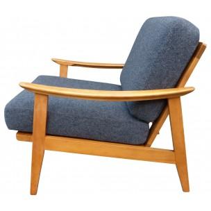 fauteuil design scandinave le monde de l a. Black Bedroom Furniture Sets. Home Design Ideas