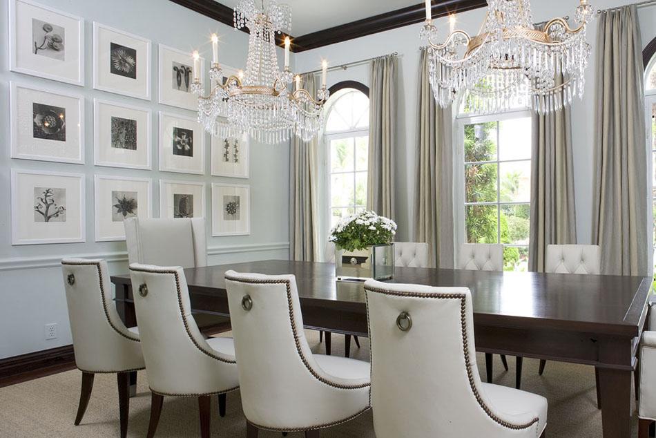 Fauteuil de salle manger design le monde de l a for Salle a manger de luxe design