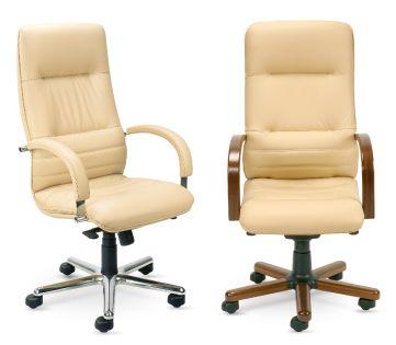 fauteuil de bureau design cuir le monde de l a. Black Bedroom Furniture Sets. Home Design Ideas