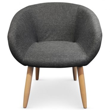 Chaise style fauteuil