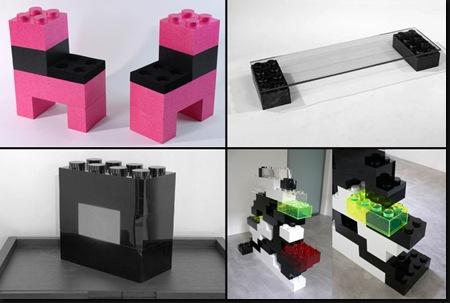 Conception mobilier le monde de l a for Replique mobilier design