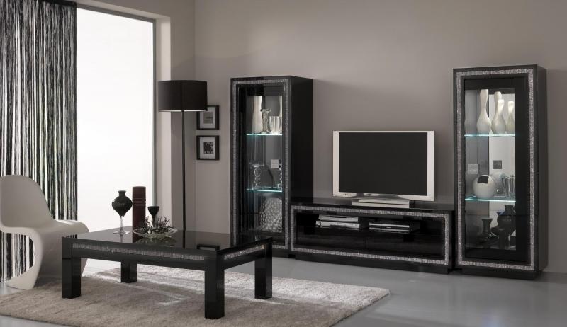meuble salon design le monde de l a. Black Bedroom Furniture Sets. Home Design Ideas