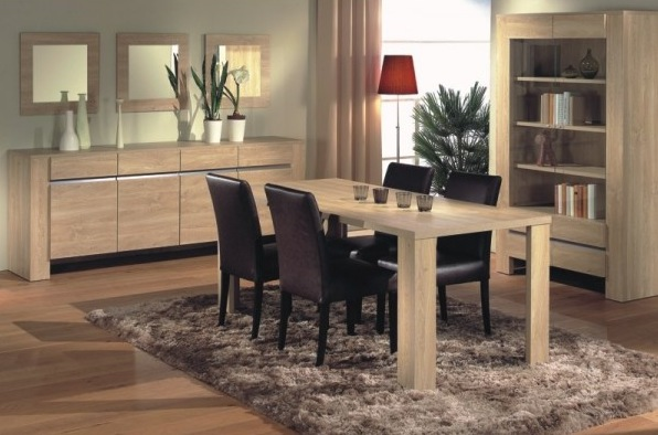 meuble angle salle a manger le monde de l a. Black Bedroom Furniture Sets. Home Design Ideas