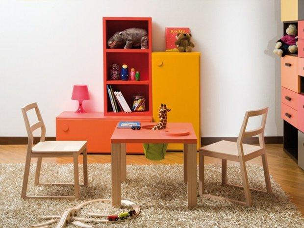 Mobilier enfant le monde de l a - Mobilier chambre design ...
