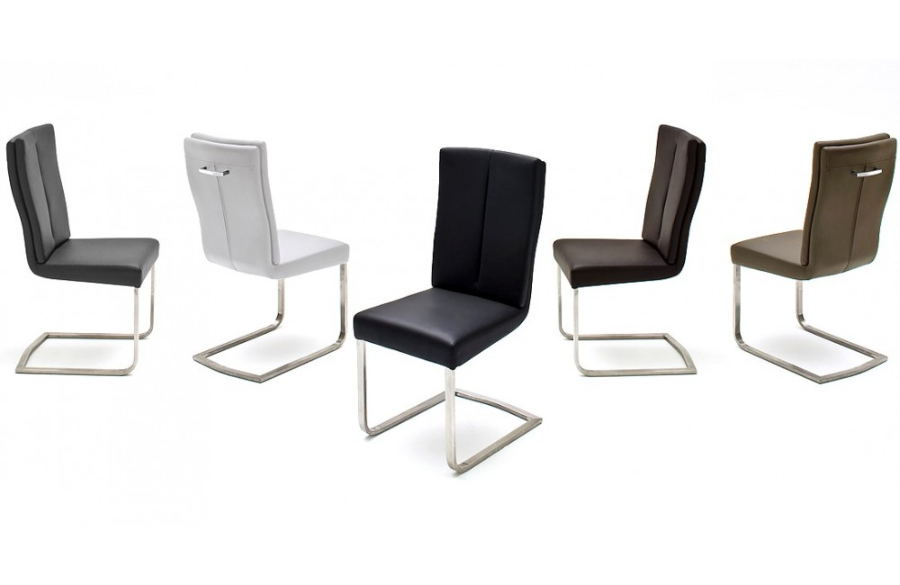 Chaises contemporaines salle manger le monde de l a for Chaise moderne salle a manger