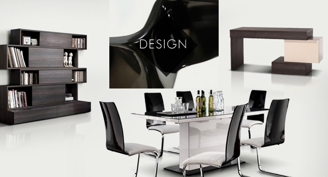 soldes meubles design pas cher le monde de l a. Black Bedroom Furniture Sets. Home Design Ideas