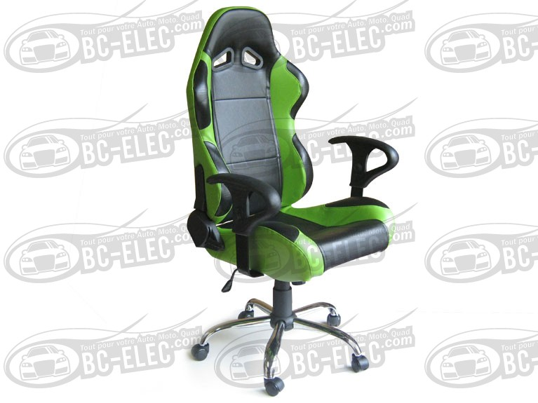 Chaise de bureau baquet le monde de l a for Le monde de la chaise