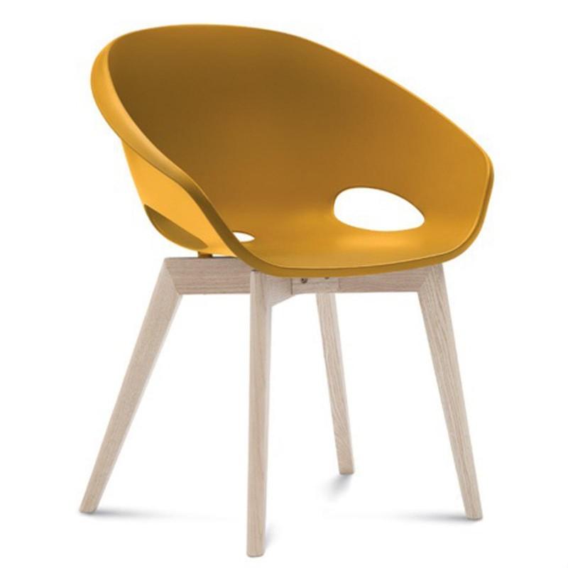 chaise design italien le monde de l a. Black Bedroom Furniture Sets. Home Design Ideas