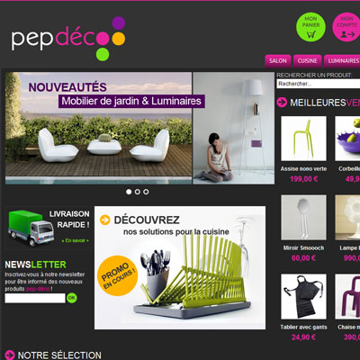 Boutique design en ligne le monde de l a for Boutique deco en ligne