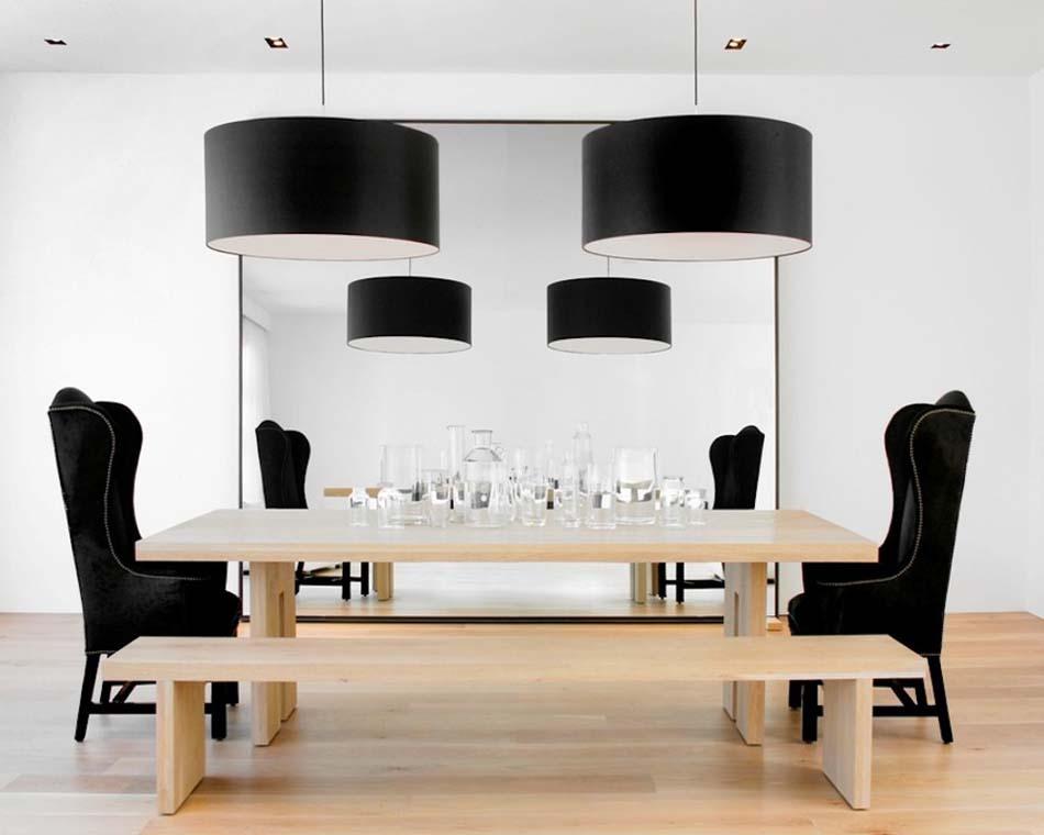 Chaises confortables salle manger le monde de l a for Chaises confortables salle manger