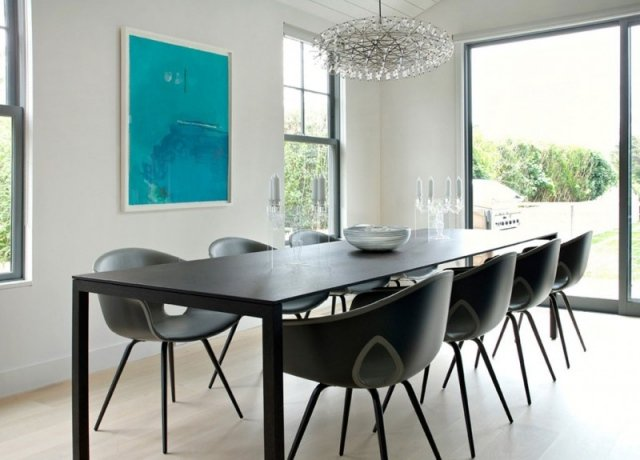 Chaises classiques salle manger - Le monde de Léa