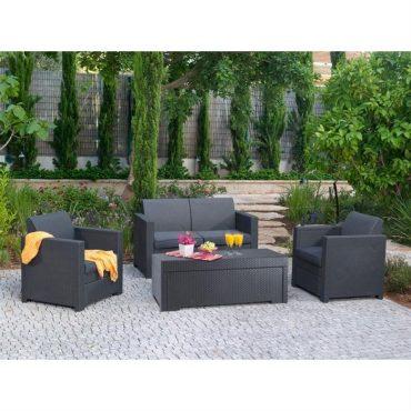 Le monde de l a je vous partage tout le monde de l a - Soldes mobilier jardin ...